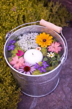 garden party idea- cute