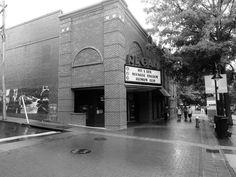 Movie Theater  -  photo by Carol Greene