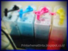 Mengenal Jenis Tinta Printer Fungsi dan Kegunaannya