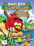 Angry Birds playground activity book #illustration #teresebast #angrybirds