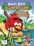Angry Birds playground activity book #illustration #teresebast #angrybirds