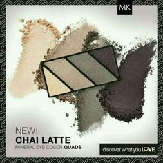 Mary Kay Chai Latte Mineral Eye Color Quad Photo 3: Chai Latte is Palette #2 Now anyone can have fun with colour, thanks to these easy-to-use, expertly coordinated mineral eye colour quads. Each quad fits perfectly into the Mary Kay  Compact and features four complementary shades that help you create eye-catching looks in the blink of an eye. **Ask me to bundle with any items in my closet!  Deals are always negotiable :)  Make me an offer for what you love in my closet  ♡♡ Brand new in box…