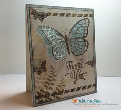 Areli Johnson, Stampin' Up! Demonstrator, shares creative paper crafting techniques that will inspire you to transform paper into little works of art.