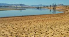 Drought in Australia - Lake Hume