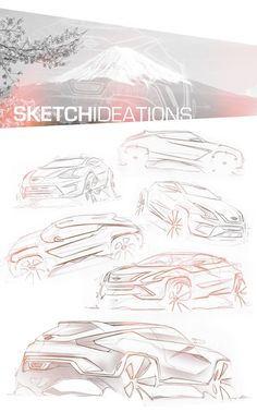 Nissan Vulkano Concept on Behance