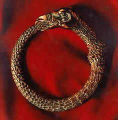 [Carl Jung on the Serpent, Sympathetic Nervous System, Human Bodies and Diseases]Whenever the snake symbolism appears in dreams, then, it is always representative of the lower motor centers of the … Snake Symbolism, 7 Pointed Star, Ouroboros, Hermes, Red Books, Human Soul, Carl Jung, Outsider Art, Signs