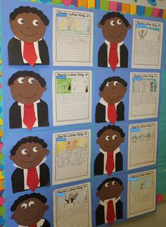 Martin Luther King, Jr. - Informational Writing and Craft