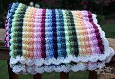 Triple the Scraps: Crochet