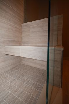 custom shower bench designed u0026 built by floor u0026 bath design