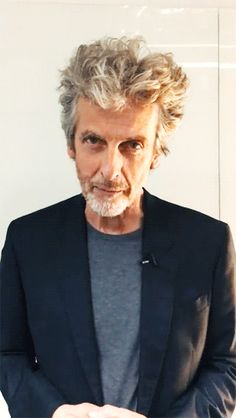 """ncisville: """" dreameater1988: """" envisogon: """" It it wrong for me to really want to touch Capaldi's Tardis. """" Don't we all want to touch his Tardis? """" Oh my God you did not just. It's literally four in..."""