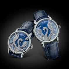 """Beyond """"His And Hers"""" — The Genre-Spanning Timepieces Of Watches & Wonders 2015 