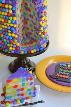 Surprise Inside Disney Pixar INSIDE OUT movie cake with free tutorial!