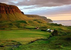 Gribun Rocks, Isle of Mull, Scotland
