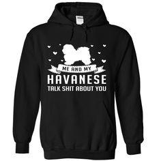 Havanese T-Shirts, Hoodies. Check Price Now ==► https://www.sunfrog.com/Pets/Havanese-4495-Black-Hoodie.html?id=41382