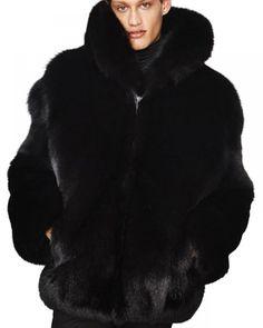 Joshua Fox Fur Jacket