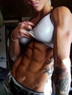 Can i have abs like this?