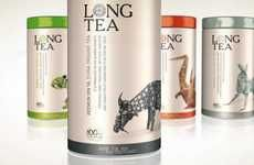 Animal Branded Products  - The label on a product can make a big visual impact on consumers who can't seem to decide which brand to choose from, and these examples of a...