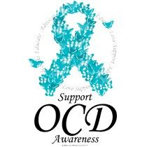 It's a disease that's more than just having things perfect and cleaning constantly. #OCD awareness#support