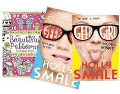 Deal of the Week - Geek Girl Buying Books Online, Geek Girls, Geek Stuff, Pattern, Geek Things, Patterns, Model, Swatch