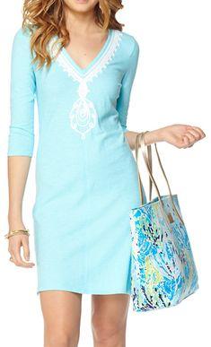 Pretty tunic dress http://rstyle.me/n/iwd99nyg6