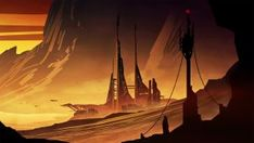 Artwork of towers, steeples and spires that reach for the sky [](/imtrackinglink). Transmission Tower, Futuristic, The Book, Graphic Art, Fair Grounds, Sky, Deviantart, Fantasy, Illustration