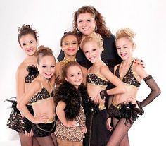 Abby Lee Dance Studio....on DANCE MOMS