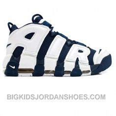 0c2a07c934d6 Nike Air More Uptempo Olympic Scottie Pippen 414962-401 Midnight Navy White  Spirit Red Xmas Deals ZG6z8