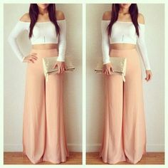 I like this style, very classy but still girly!