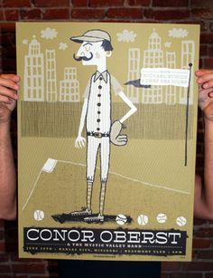 Conor Oberst - Store - Vahalla Studios