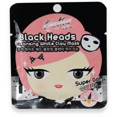 Karmart Cathy Doll Remover Black Head Cleaning White Clay Mask 25 G Thai 1 Pack ** Want additional info? Click on the image.