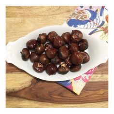 Roasted some chestnuts & listening to Christmas music... It's official #love #everything #xmas #obsessed #cray