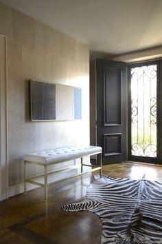 Double door entry door/Portfolios - Dering Hall
