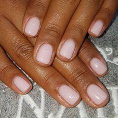 Neutral Nails, Nude Nails, Acrylic Nails, Shellac Nails, Pale Pink Nails, Remove Shellac, Gel Manicure Nails, Light Pink Nails, Gradient Nails