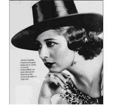 Doña Concha Piquer Fashion, Flamenco, Musica, Pique, Moda, Fashion Styles, Fashion Illustrations, Fashion Models