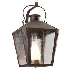 Andover Lantern, Exterior Lantern Sconce | Barn Light Electric. Also in black
