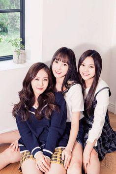 GFriend for 대학내일: omonatheydidnt South Korean Girls, Korean Girl Groups, Snsd, Asian Woman, Asian Girl, Sinb Gfriend, Entertainment, G Friend, Korean Celebrities