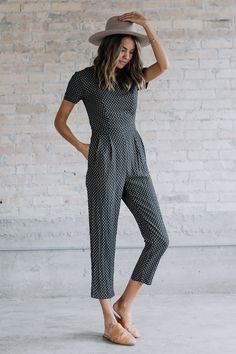 Who Run The World Jumpsuit – cladandcloth
