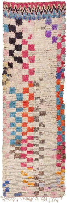 Vintage Moroccan Rug 45698 - by Nazmiyal