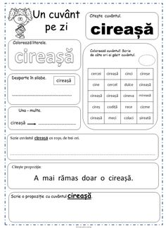 Printable Worksheets, Printables, Printed Pages, Projects For Kids, Vocabulary, Homeschool, Teacher, Activities, Math