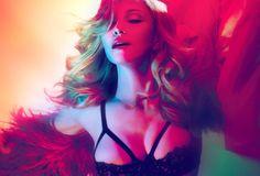 Madonna. LA AMBICIÓN RUBIA. Sin duda la auténtica Reina Del Pop, y no la petarda de Lady Gaga