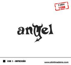 shirtmadeira.com   Tshirts Personalizadas - T-shirts Madeira - Polos Personalizar Tshirts - Frases - Angel