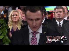 Johnny Manziel Heisman Highlight Video Part 3
