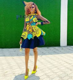 African Inspired Fashion, Latest African Fashion Dresses, African Print Dresses, African Dresses For Women, African Print Fashion, Latest Ankara Short Gown, Ankara Short Gown Styles, Ankara Gowns, Short Gowns