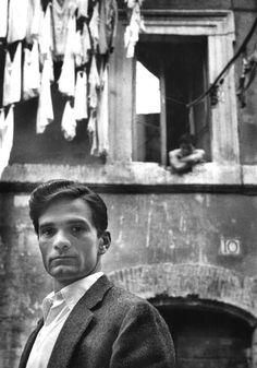 Roma Trastevere, 1954