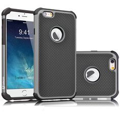 iPhone 6S Case, Tekcoo(TM) [Tmajor Series] iPhone 6 / 6S (4.7 INCH) Case Shock A #Tekcoo