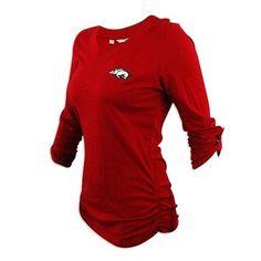 Arkansas Razorbacks Ladies Cutter & « Impulse Clothes