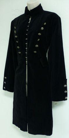 Gray Military Style Jacket on Etsy by fashiondress6 | Wistful ...