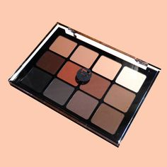 VISEART Eyeshadow Palette in Neutral Matte 01, $75...It can be used on the entire face, so the price isn't too steep. Also, it is so hard to find matte colors so this is amazing!