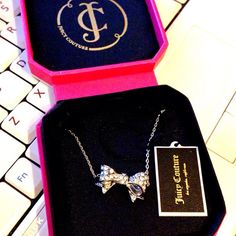 Juicy Couture Necklace...So Pretty... I want it!!