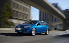 2013 Ford Focus First Test